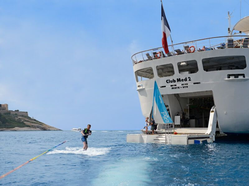 Marine : croisière Club Med 2