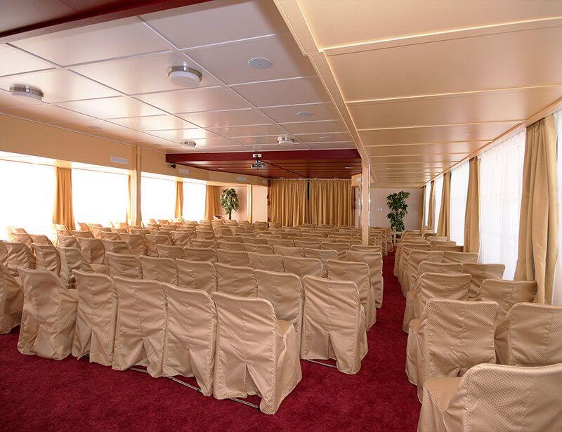 Salle de conférence MS Ivan Bounine Prestige