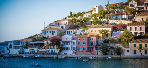 destination grece croisière