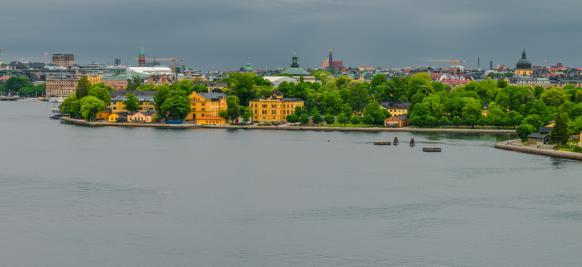 croisière Baltique