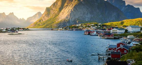 croisière dans les fjords norvégiens