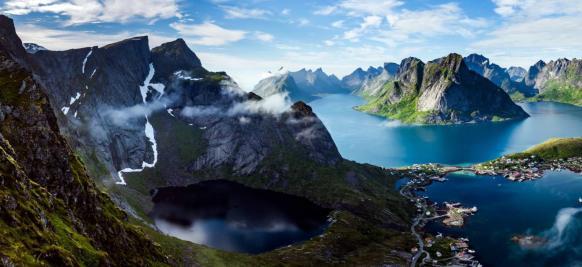 croisière norvège fjord