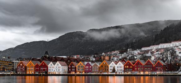 croisière fjord norvège