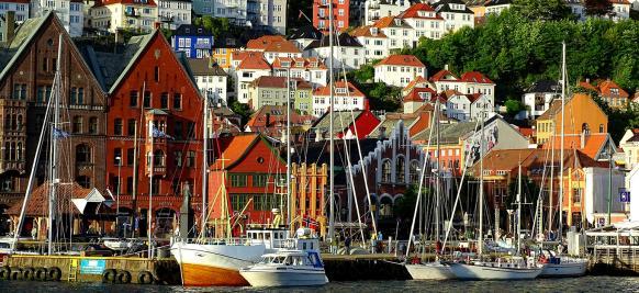 croisière fjords europe du nord