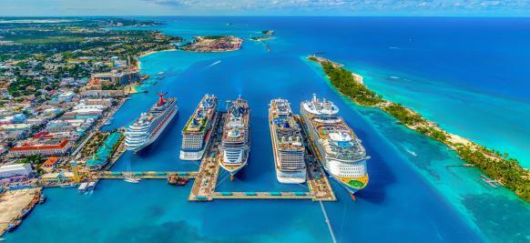 croisière ultra-luxe aux Bahamas