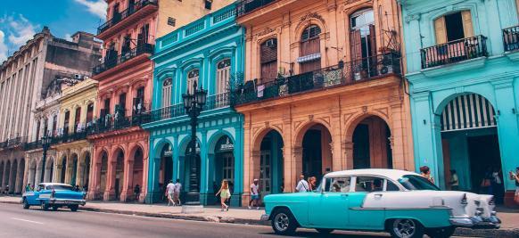croisière Cuba mexique