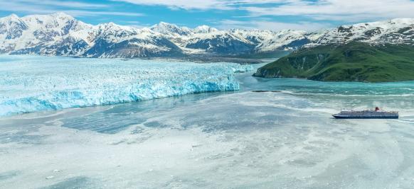 croisiere Alaska luxueuse