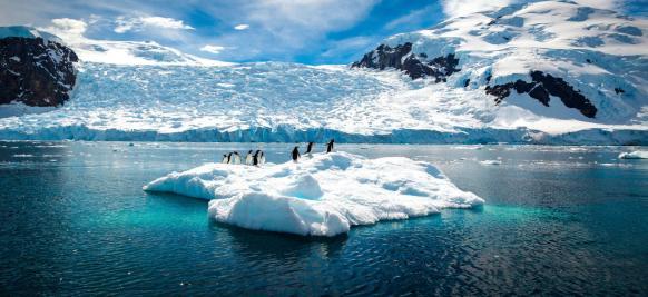 croisière Antarctique luxe