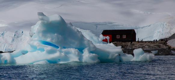 croisiere en Antarctique