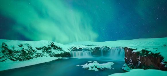 croisière régions polaires au Groenland