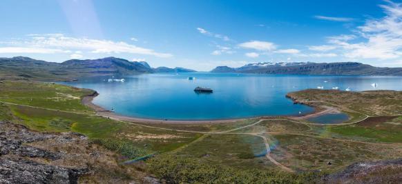 croisière insolite au Groenland