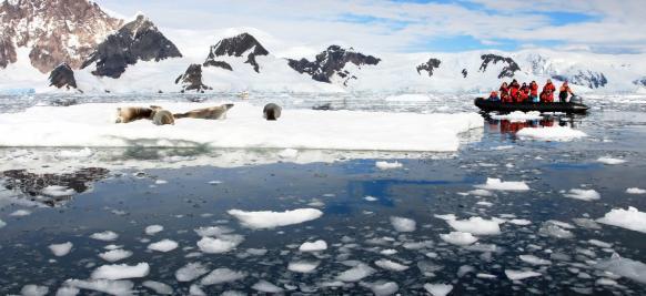 croisière en Arctique