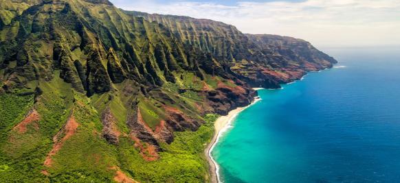 croisière de luxe sur la Côte Pacifique