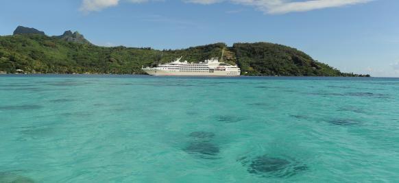 croisière luxe sur la Côte Pacifique