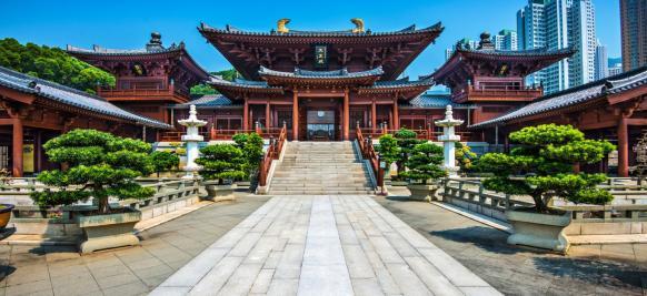 croisière luxe en Asie
