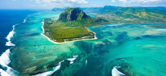 l'océan indien à découvrir en croisière de luxe