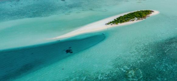 croisière de luxe en océan indien