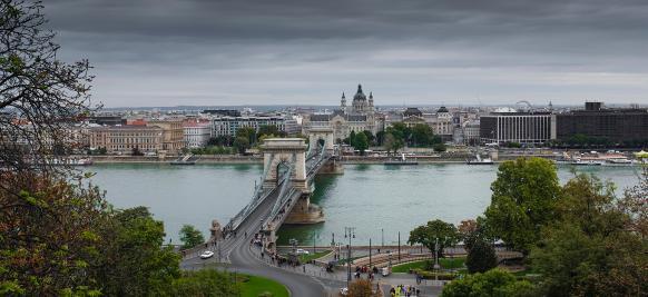 croisière fluviale sur le Danube