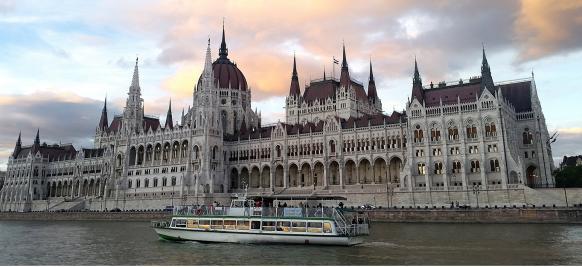croisière de luxe fluviale sur le Danube