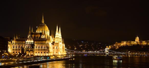 croisière sur le fleuve le Danube