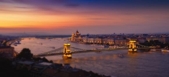 visitez le Danube lors d'une croisière
