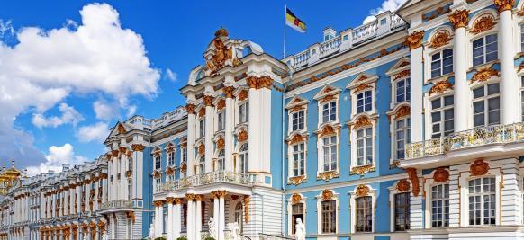 croisière de luxe Volga