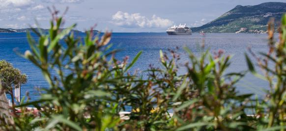 croisière de luxe en méditerrané