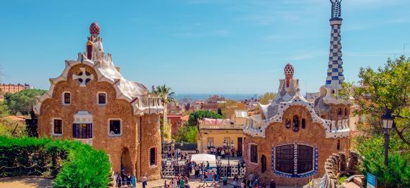 croisière méditerrané (escale Barcelone)