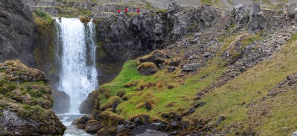 croisière en Islande