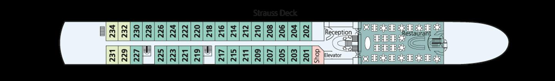Amadeus -Brilliant -pont 2 - Strauss Deck