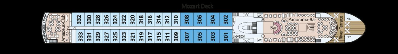 Amadeus Brilliant-Pont 3-Mozart Deck