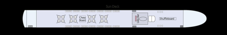 Amadeus Brilliant -Pont4 -Sun Deck
